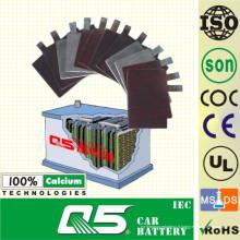 Plaque de batterie pour la batterie de voiture sans entretien Batterie au plomb-acide, plaque de plomb, batterie au plomb-acide, batterie de plomb
