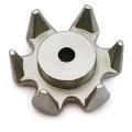 Pièces mécaniques de forgeage en métal sur mesure