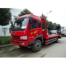 FAW camión de cama plana de 10 toneladas, camión de plataforma plana FAW, camión de cama plana de 10 toneladas, camión de plataforma plana 4x2
