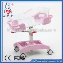 Высококачественная горячая медицинская кроватка для новорожденных