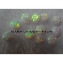 Piedra preciosa ópalo creado para bisutería