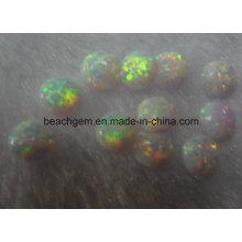 Pierre gemme opale créé pour bijoux fantaisie
