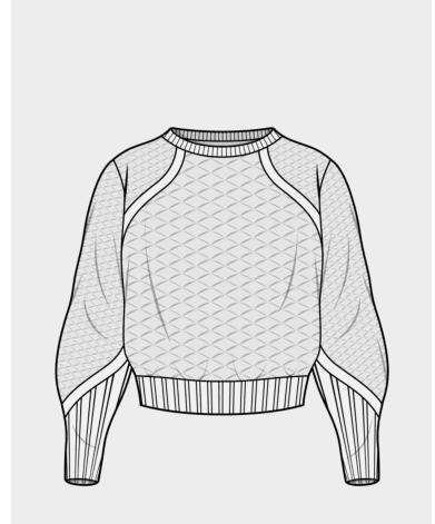 women's sweater design