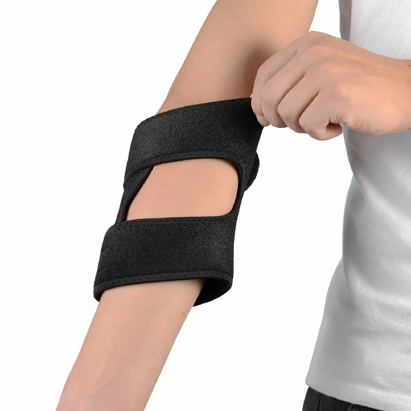 Copper Elbow Support Brace