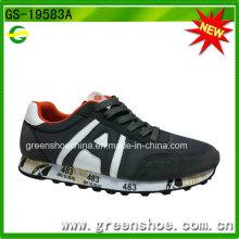 Calçados masculinos por atacado do corredor do basculador do esporte dos calçados do esporte dos homens para homens