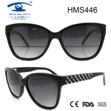 2016 Hot Sale Acetate Sunglasses (HMS446)