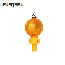 Linterna Batería Operada Intermitente Portátil Luz de barricada LED Seguridad en la carretera