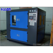 1-Cavity 1,5 L Pet-Flasche automatische Blow Molding Maschine Hb-A1000