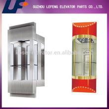 Glas Panoramisch / Sightseeing / Observation Elavator / Kompletter Aufzug