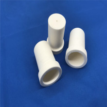 High Heat Resistant 99% Aluminum Ceramic Sleeve Tube