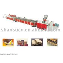 WPC Floor Extrusion Machine
