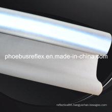 Silver -Grey Reflective Fabrics