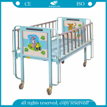 CE genehmigt ein Crank Krankenhaus Kinderbett (AG-CB003)