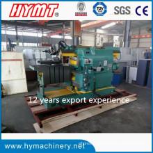 BY60125C De alta calidad Geared tipo hidráulico Metal Shaper