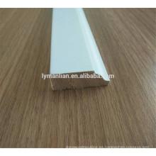 Gesso imprimación blanquear molduras de madera