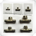 Stainless Steel Pneumatic Push in Fittings (304/316)