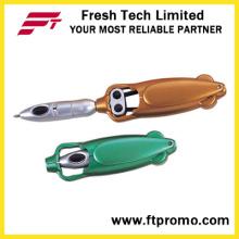 Pluma profesional del bolígrafo del fabricante con su logotipo