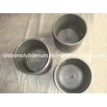 Crucible à tungstène à haute pureté pour four à croissance saphir