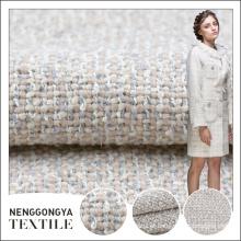 China personalizado de Alta qualidade 100% poliéster vestuário verificado tecido