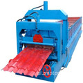 PPGI Roofing Sheet Roll Forming Machine Price