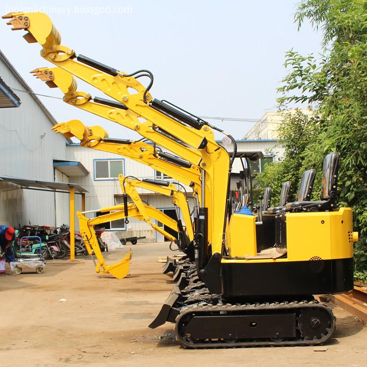 1.2T mini excavator (3)