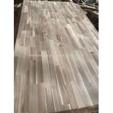 Panneau de jointoiement de bois en acacia vietnamien 8x4