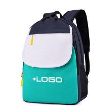 Factory Direct Backpack OEM Custom Ulzzang Book Bags Kindergarten Polyester Boys Girls Kids School Bags