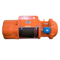CD1 3Ton Electric Steel Cable Wire Rope Hoist