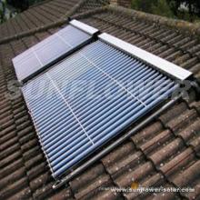 Evakuierte Solarröhrenplatte