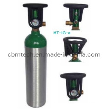 Cylinder Carry Plastic Handles