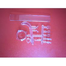 Feuilles en plastique transparentes bon marché de pp fournisseur