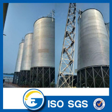 Small Grain Repository Silos