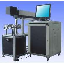 Marcação do laser da fibra do dióxido de carbono de 30W mini
