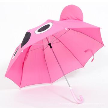 Силы открыть ПВХ недорогой детской зонты с логотипом