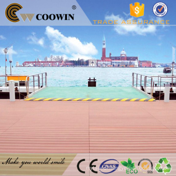 Manufacturer WPC Wood Plastic Composite Decking