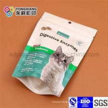 Steh auf Ziplock Tierfutter für Hund, Katze