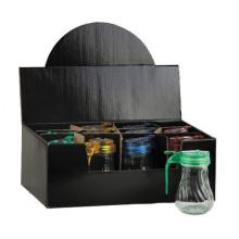 Öl und Essig Flasche mit Griff Glas Gewürz Flasche