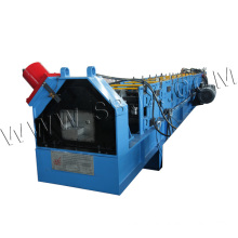 Z Purlin Roll Forming Machine with Punching