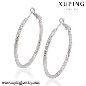 91682 vente en gros de boucles d'oreilles à la main pour le mode Xuping