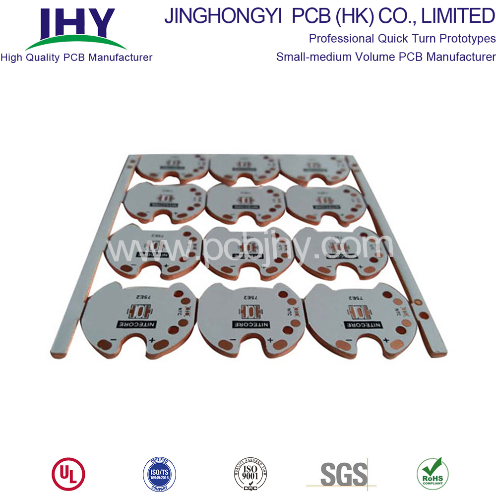 2oz ENIG Two layer Metal Core PCB