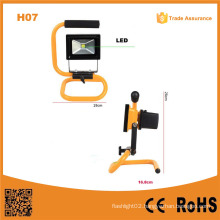 H07 12V LED Work Light LED High Power Portable LED Flood Light