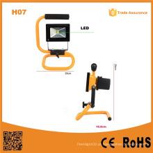 H07 12V luz de trabalho LED LED de alta potência luz de inundação LED portátil