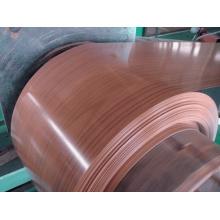 Bobina de aço ondulado de zinco revestido a cores