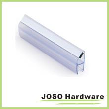 Alta calidad blanco megnet claro ducha puerta sello Dg101