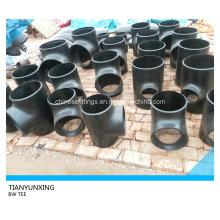 ANSI B16.9 Seamless Butt Welded Carbon Steel Tee