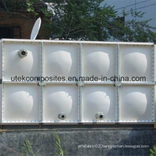 SMC Made FRP Fiberglass Composite Tank for Water Container