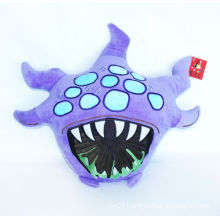 Plush Web Game Masoct Cushion