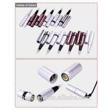 Fabrication fournitures de maquillage permanent kit rechargeable et kit numérique de tatouage