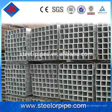 Productos más vendidos hot sale 201 stainless steel square tube
