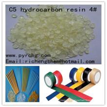 Résine de pétrole C5 pour adhésifs thermofusibles